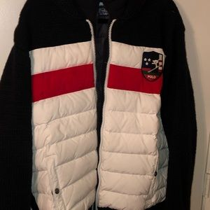 Polo by Ralph Lauren Suicide Skier Hybrid Jacket